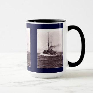 HMS Commonwealth 1903 Mug