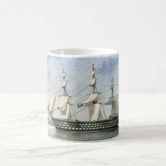HMS Duke of Wellington Basic White Mug