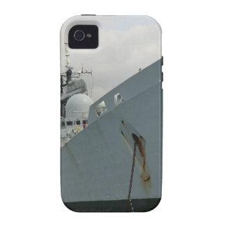HMS Edimburgo iPhone 4 Carcasas
