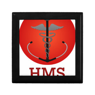 HMS Official Gear Jewelry Box