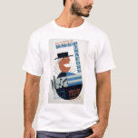 HMS Pinafore Musical 1939 WPA T-Shirt