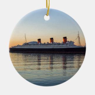 HMS Queen Mary Ceramic Ornament