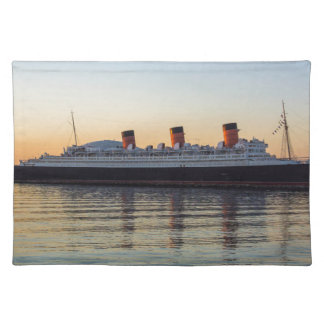 HMS Queen Mary Cloth Place Mat