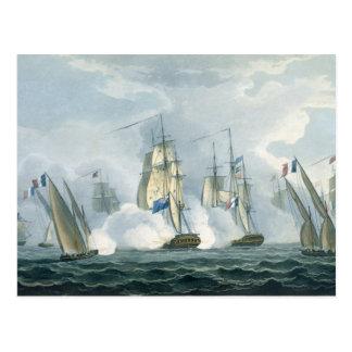 HMS Sirius, capitán Rowse que dedica un Squadr fra Postal