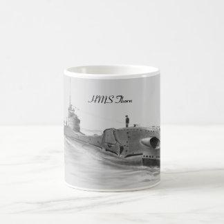 HMS Thorn mug