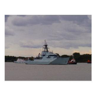 HMS Tyne Postal