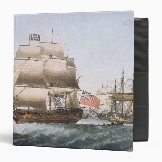 HMS Victory, 1806 Binder