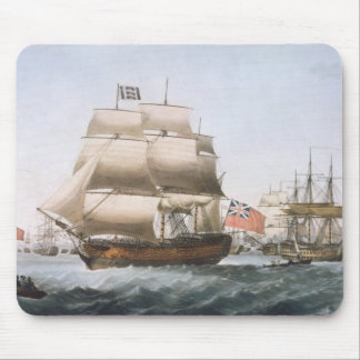 HMS Victory, 1806 Mouse Pad