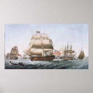 HMS Victory, 1806 Impresiones