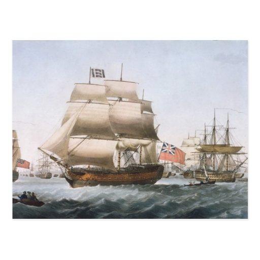 HMS Victory, 1806 Tarjetas Postales