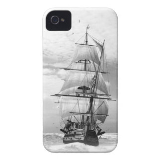 HMS Victory iPhone 4 Case-Mate Cases