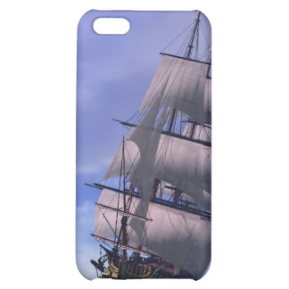 HMS Victory Cover For iPhone 5C