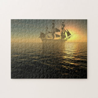 HMS Victory Jigsaw Puzzle