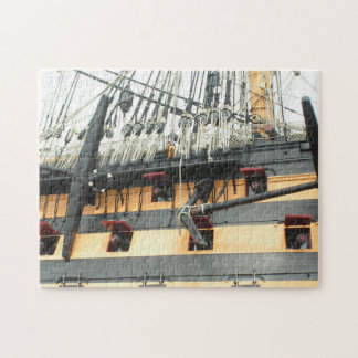 HMS Victory Portsmouth. Jigsaw Puzzle