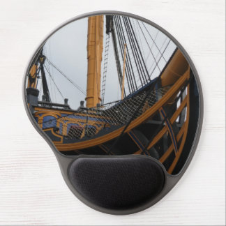 HMS VICTORY - PORTSMOUTH - UK - NELSON'S WARSHIP GEL MOUSE PAD