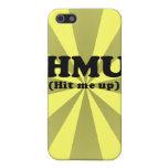 HMU - Golpéeme para arriba iPhone 5 Funda