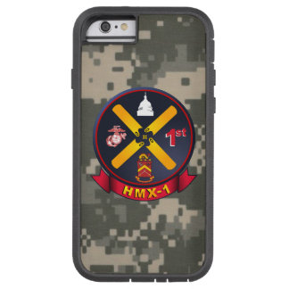 "HMX-1 ""infante de marina uno"" Digital Camo Funda De iPhone 6 Tough Xtreme"