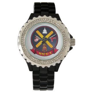 """HMX-1 """"infante de marina uno """" Reloj"""