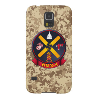 HMX-1 Marine Helicopter Squadron One Galaxy S5 Case