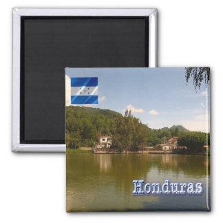HN - Honduras - Santa Lucía Imán Cuadrado
