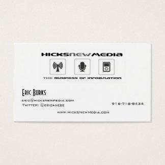 HNM-Eric Business Card