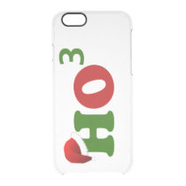 HO3 CLEAR iPhone 6/6S CASE