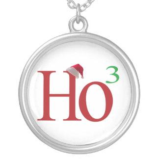 Ho3 (ho ho ho) colgante redondo