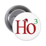 Ho3 (Ho Ho Ho) Pin