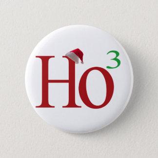 Ho3 (Ho Ho Ho) Pinback Button