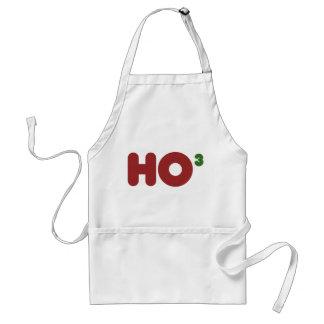 Ho 3 Nerdy Christmas Apron