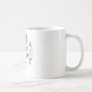HO³ Black Santa Special Wealth Xmas To Do.png Coffee Mug