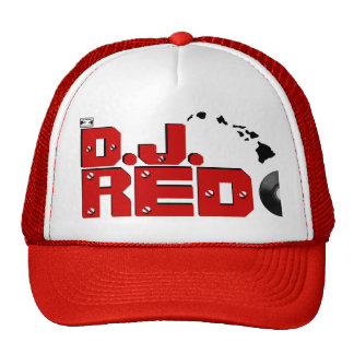 Ho Brah!...,D.J. RED VinyleTrucker Hat