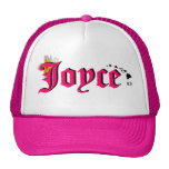 Ho Brah!...,Dis is Joyce's Hat!!!