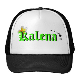 Ho Brah!...,Dis is Kalena 's Hat!!! Trucker Hat