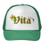 Ho Brah!...,Dis is Vita's Hat!!!