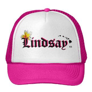 ¡Ho Brah! …, el SID es el gorra 2 de Lindsay