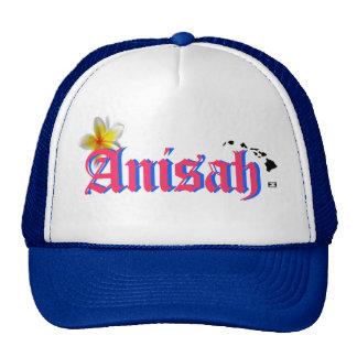 ¡Ho Brah! ¡…, el SID es el gorra de Anisah!!!
