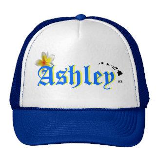¡Ho Brah! ¡…, el SID es el gorra de Ashley!!!
