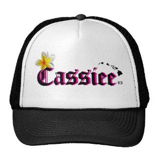 ¡Ho Brah! ¡…, el SID es el gorra de Cassiee!!!