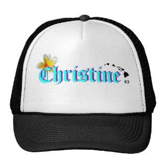 ¡Ho Brah! ¡…, el SID es el gorra de Christine!!!