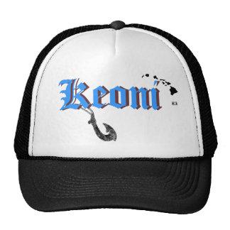 ¡Ho Brah! ….¡, El SID es el gorra de Keoni!!!
