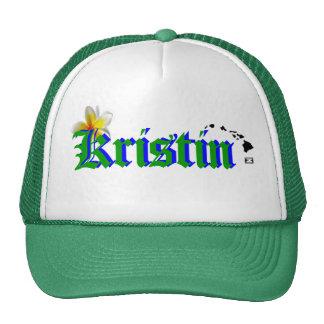 ¡Ho Brah! ¡…, el SID es el gorra de Kristin!!!
