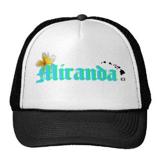 ¡Ho Brah! ¡…, el SID es el gorra de Miranda!!!
