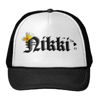 ¡Ho Brah! ¡…, el SID es el gorra de Nikki!!!