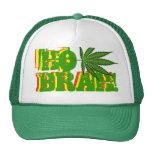 ¡Ho Brah! …, gorra de los camioneros de Pakalolo
