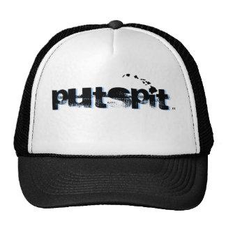 ¡Ho Brah! …, gorra del camionero del putspit cerca
