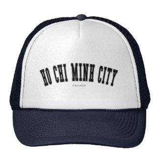Ho Chi Minh City Trucker Hat