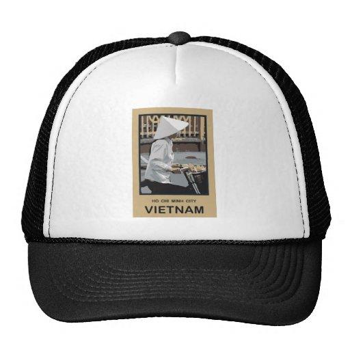 Ho Chi Minh City Vietnam Gorras De Camionero