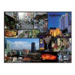 Ho Chi Minh city - Vietnam Postales