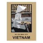 Ho Chi Minh City Vietnam Tarjeta Postal